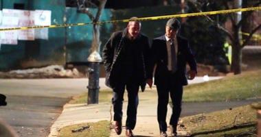 Frank Cali Crime Scene