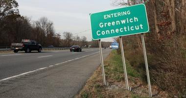 Interstate 684 in Greenwich