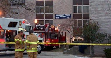 Seton Hall Dorm Fire