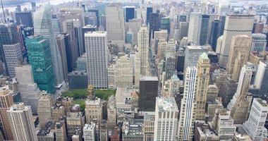 New York City Syline