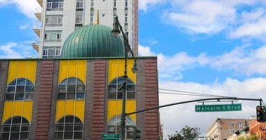 New York mosque