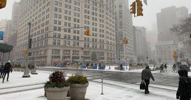 Snowstorm January 18