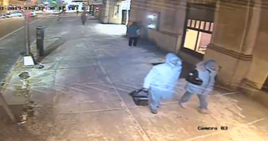 Midtown jewelry heist