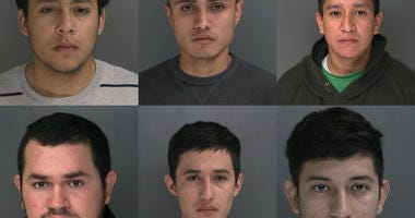 MS-13 Arrest Long Island