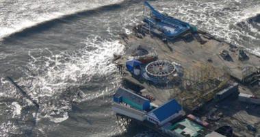 Aftermath of Superstorm Sandy