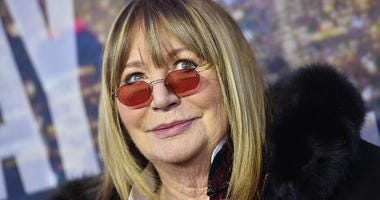 Actor and director Penny Marshall