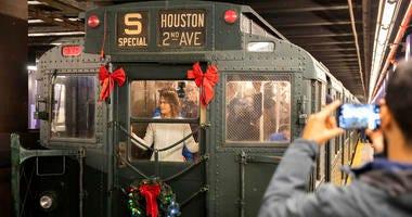 Holiday Train Ride