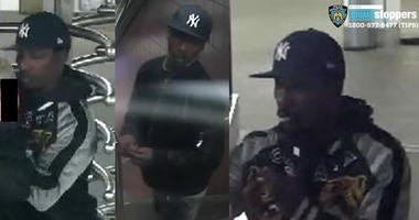 Subway Robber