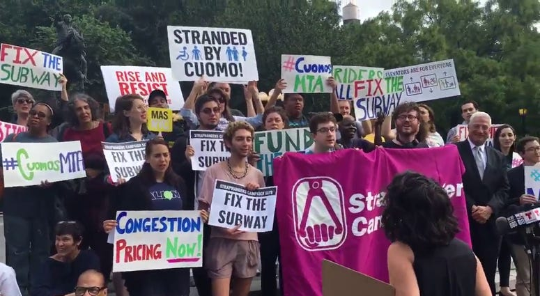 Fix The Subway Coalition