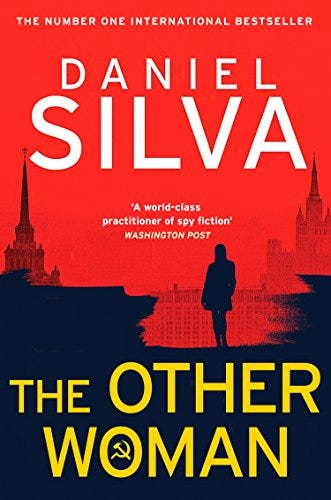"""The Other Woman"" by Daniel Silva"
