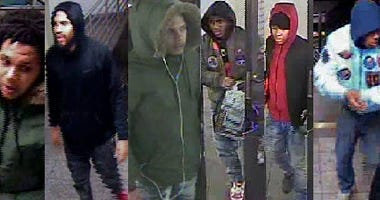 Times Square robbery suspects