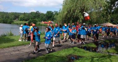 Valerie Fund Walk