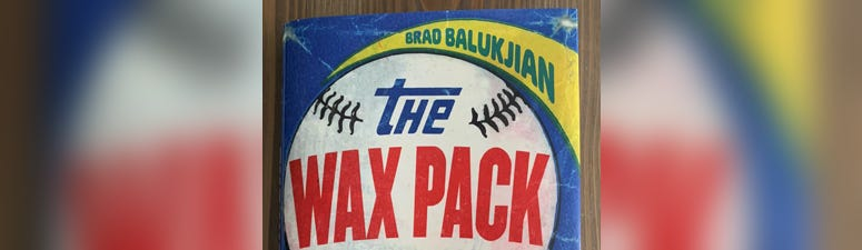 The Wax Pack cover