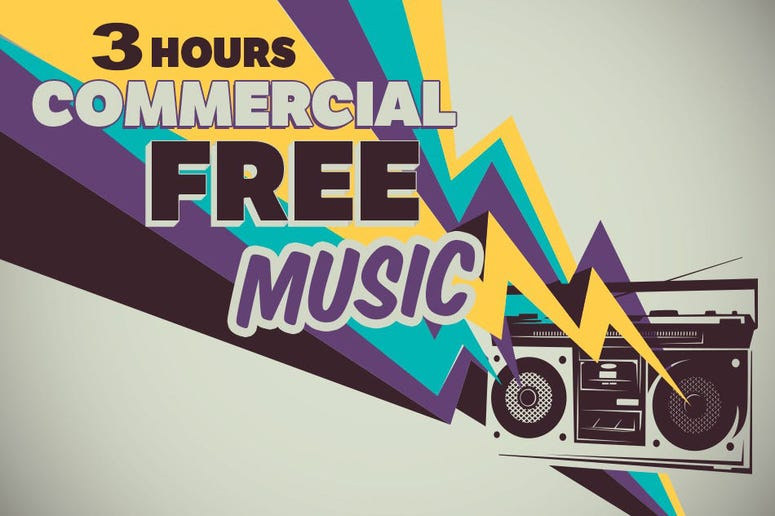 3 Hours Commercial Free DL
