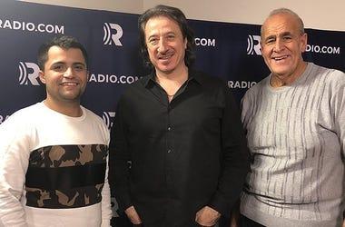 Federico Castelluccio on Brookly's Own Podcast