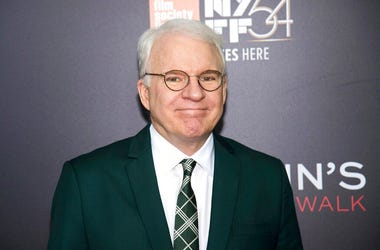 "This Oct. 14, 2016 file photo shows Steve Martin at the world premiere of ""Billy Lynn's Long Halftime Walk"", during the 54th New York Film Festival in New York. Celadon Books announced Monday that Martin and New Yorker artist Harry Bliss were collaboratin"