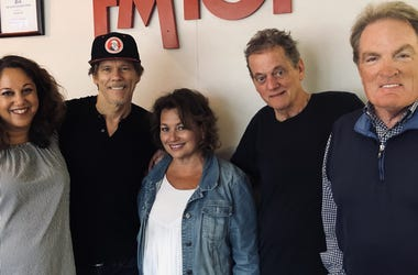 The Bacon Brothers at WCBS-FM with Scott Shannon and Patty Steele