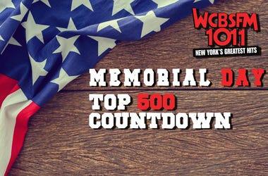 Memorial Day 2020 Top 500