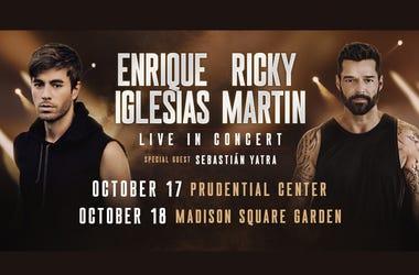 Enrique + Ricky