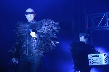 Pet Shop Boys Coachella 2014