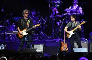 Daryl Hall and John Oates of Hall & Oates
