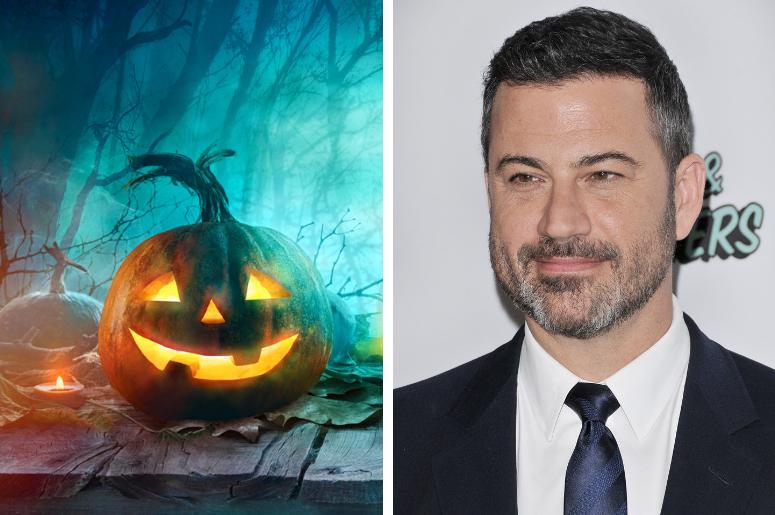 Halloween, Jimmy Kimmel