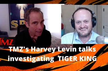 Brad Blanks Harvey Levin