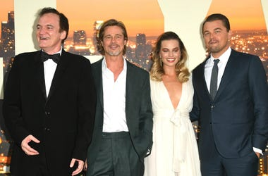 Cast of Once Upon A Time... In Hollywood