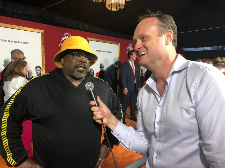 Brad Blanks & Cedric the Entertainer