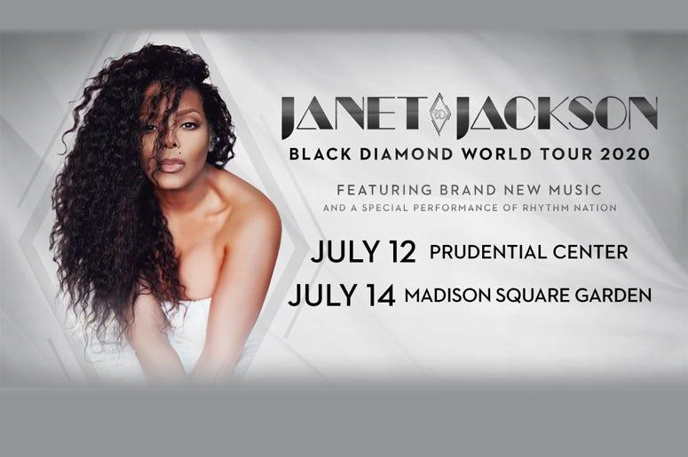 Janet Black Diamond Tour DL