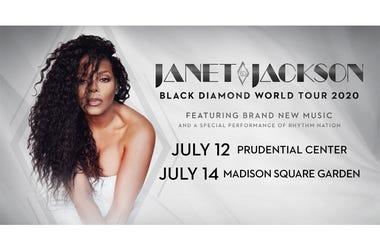 Janet Jackson 2020