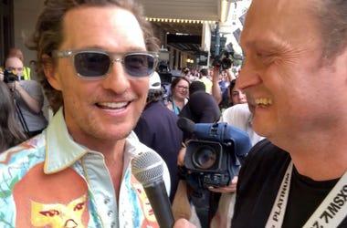 Matthew McConaughey & Brad Blanks