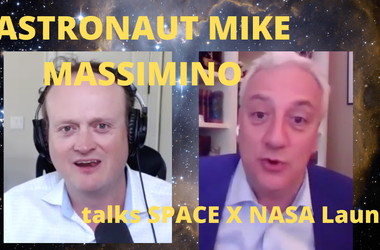 Brad Blanks NASA
