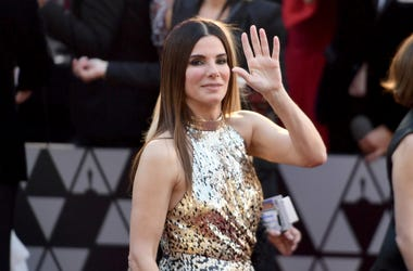 Sandra Bullock attends the 90th Annual Academy Awards at Hollywood & Highland Center on March 4, 2018