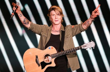 Johnny Rzeznik of Goo Goo Dolls