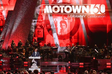 Motown Tribute, Berry Gordy