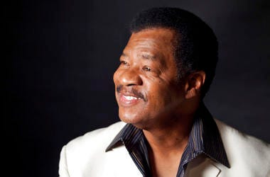 Jerry Lawson of cult favorite a cappella group the Persuasions