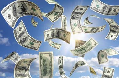 Money Getty Images