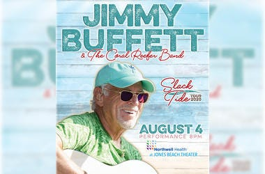 Jimmy Buffett at Jones Beach