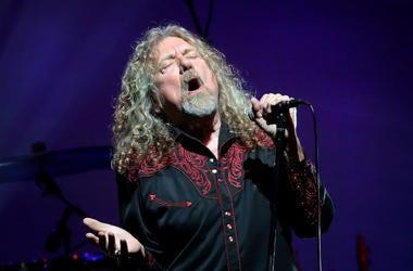 Robert Plant in 2015