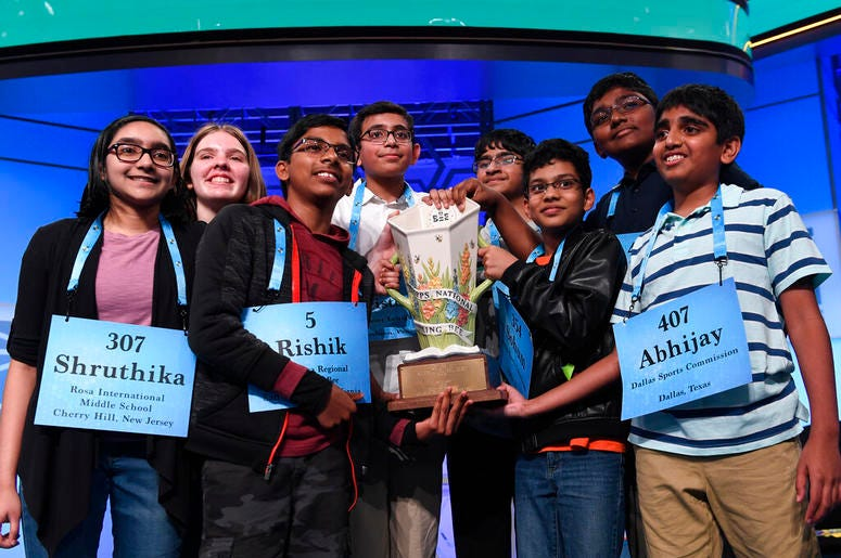 2019 National Spelling Bee Winners