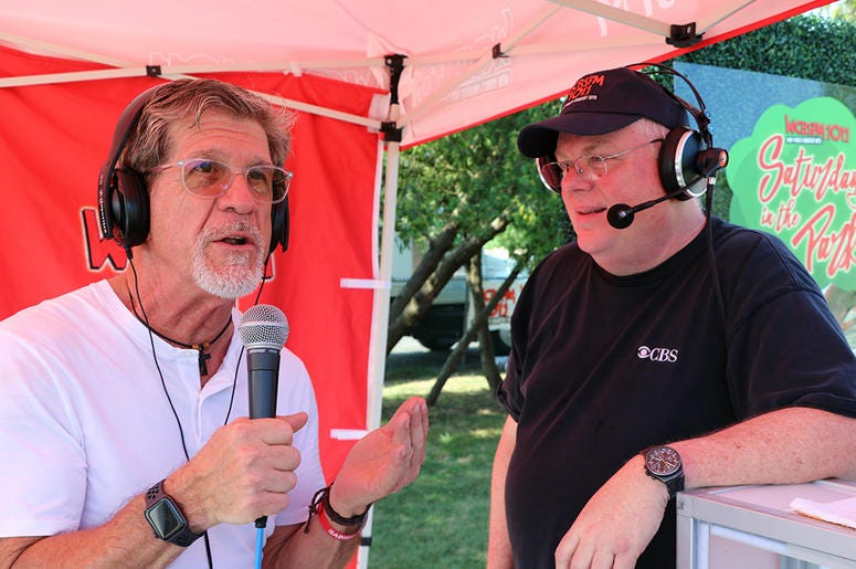 WCBS-FM's 'Saturday in the Park' 2019