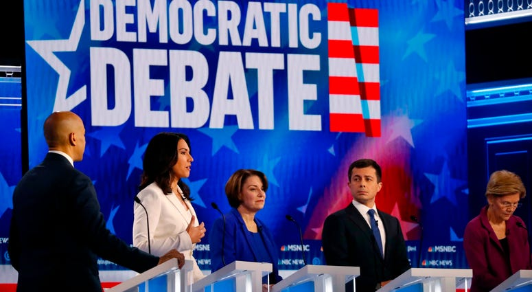 11-20-19 Democrat Presidential Debate