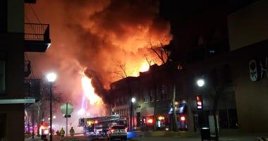 St. Cloud fire