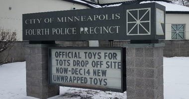 Minneapolis police 4th precinct