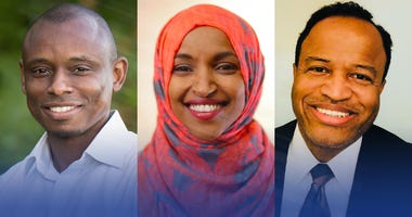 Congressional candidates for Minnesota's Fifth District