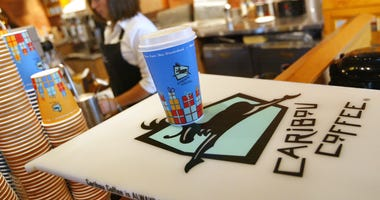 Caribou Coffee store