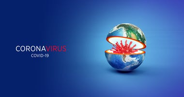 Coronavirus, Spread, Earth