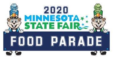 MN State Fair Food Parade