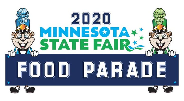 MN State Fair Food Parade